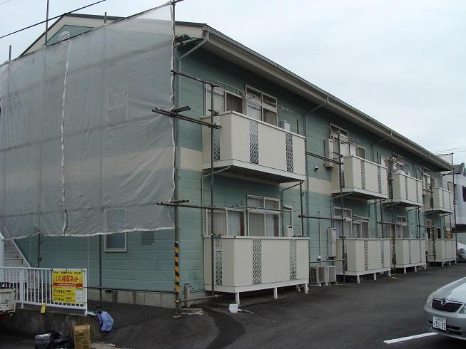 伊豆の国市H様アパート