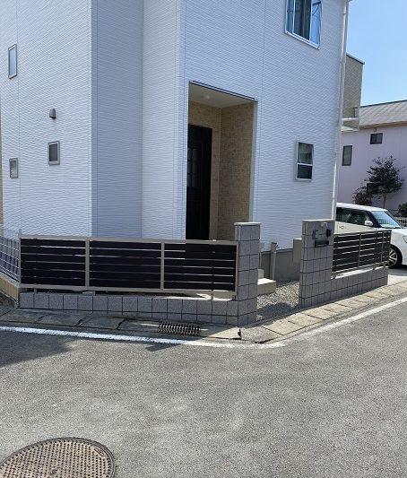 三島市T様邸外構工事