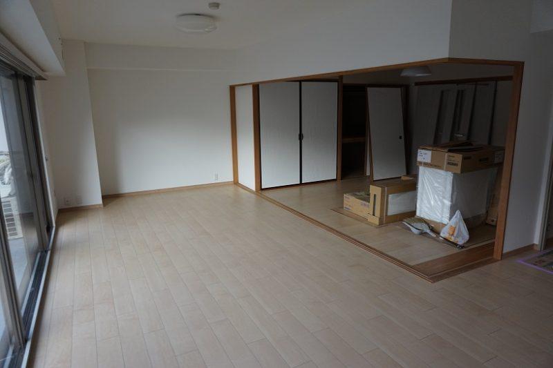 伊豆市S様邸マンション改築工事