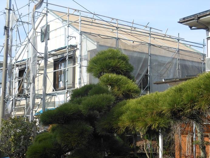 伊豆の国市N様邸屋根工事