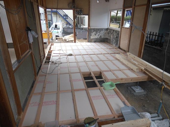 伊豆の国市M様邸改築工事